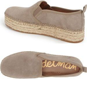 Sam Edelman Carrie Espadrille Flat Shoe